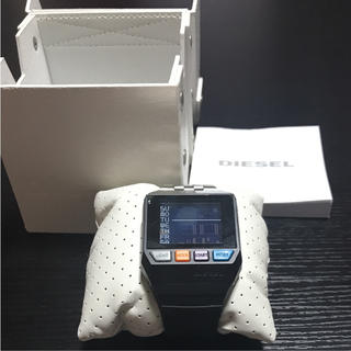 ディーゼル(DIESEL)のDIESEL ディーゼル デジタル メンズ 腕時計(腕時計(デジタル))