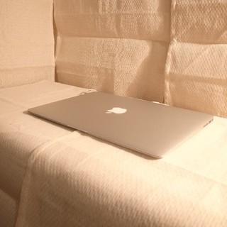 美品 バッテリー◎ 超うすうすMacBookAir Core-i5 SSD