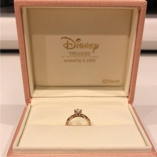 ディズニー(Disney)のK.UNO Disney  ケイ・ウノ ディズニー(リング(指輪))