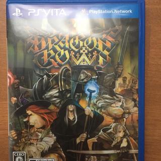 プレイステーションヴィータ(PlayStation Vita)のドラゴンズクラウン PS Vita Dragon's Crown(携帯用ゲームソフト)