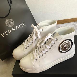 ヴェルサーチ(VERSACE)のVERSACE(ヴェルサーチ) - 靴・ブーツ・サンダル/メンズ(ドレス/ビジネス)