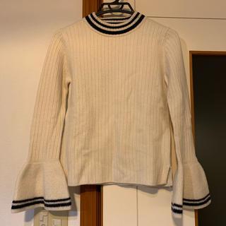 アクアガール(aquagirl)の【新品未使用】アクアガール ニット(ニット/セーター)