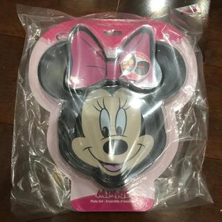 ディズニー(Disney)のミニーちゃん キッズプレート(食器)