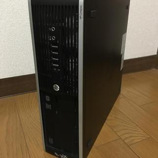 HP デスクトップPC(デスクトップ型PC)