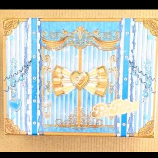 タカラトミーアーツ(T-ARTS)の【新品未使用】プリパラ クローゼットトランク ブルー(キャラクターグッズ)
