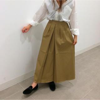 GU - GU チノマキシスカート