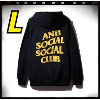 アンチ(ANTI)の【新品・送料無料】アンチソーシャルソーシャルクラブ パーカー L ASSC(パーカー)