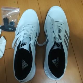 アディダス(adidas)の 27㎝ adidas ゴルフ シューズ メンズ PURE360 Lite   (シューズ)