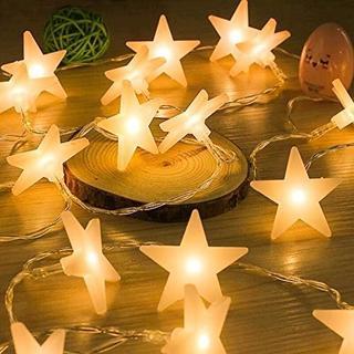 【インスタ映え♡】星型イルミネーションLEDライト クリスマス ツリー 結婚式