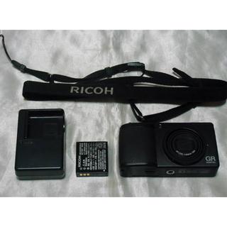 リコー(RICOH)のRICHO GR DIGITAL II(コンパクトデジタルカメラ)