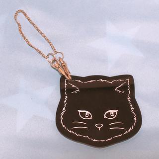 Candy Stripper - candy stipper 黒猫チャーム