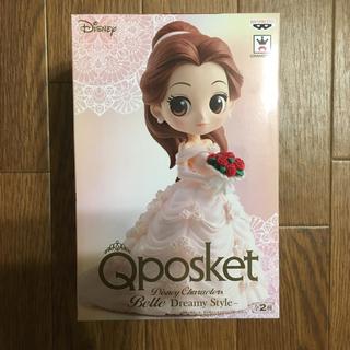 ディズニー(Disney)のQ posket ベル&ジャスミン 2種セット(アニメ/ゲーム)