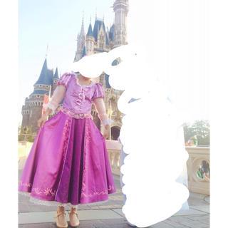 ディズニー(Disney)のラプンツェル ドレス 大人用(衣装)