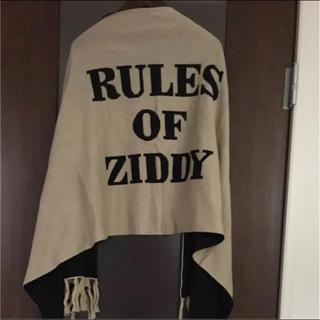 ジディー(ZIDDY)ののんの444様 専用ZIDDY ストール(マフラー/ストール)