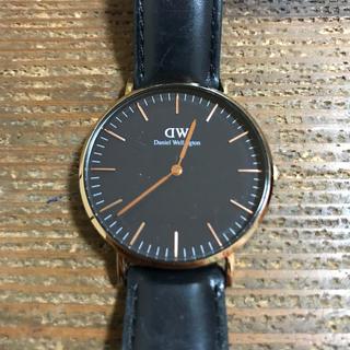 ダニエルウェリントン(Daniel Wellington)のDW(B36R13)(腕時計(アナログ))