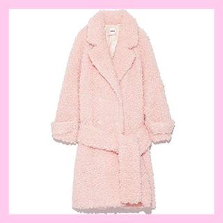 ファーファー(fur fur)の最終お値下げ fur fur ♡ エコファープードルコート(毛皮/ファーコート)