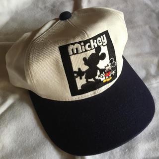 ディズニー(Disney)のミッキー 帽子(キャップ)