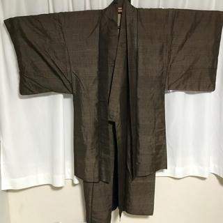 大島紬アンサンブル(着物)