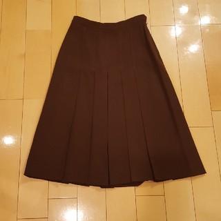 ロペ(ROPE)のROPE ボックスプリーツスカート(ロングスカート)