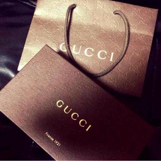 グッチ(Gucci)のGUCCIショッパー*BOX(セット/コーデ)
