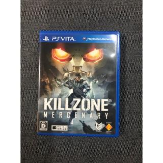 プレイステーションヴィータ(PlayStation Vita)のPSVITA キルゾーン(携帯用ゲームソフト)