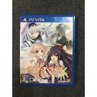プレイステーションヴィータ(PlayStation Vita)のPSVITA デート・ア・ライブ 凜緒リンカーネイション(携帯用ゲームソフト)
