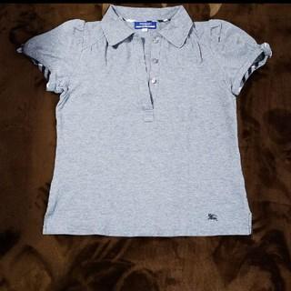 バーバリーブルーレーベル(BURBERRY BLUE LABEL)の【BURBERRY】ポロシャツ(ポロシャツ)