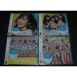 エヌエムビーフォーティーエイト(NMB48)のNMB48 僕だって泣いちゃうよ 初回盤タイプABCD(DVD付)(ポップス/ロック(邦楽))