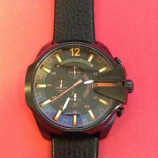 ディーゼル(DIESEL)の激安美品★DIESELディーゼルDZ4291☆1年保証(腕時計(アナログ))