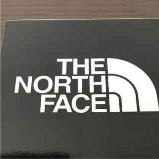 THE NORTH FACE - 【縦9.5cm横9.5cm】THE NORTH FACEステッカー