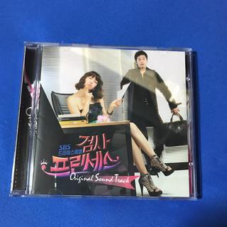 シャイニー(SHINee)の韓国ドラマ 検事プリンセス ost(K-POP/アジア)
