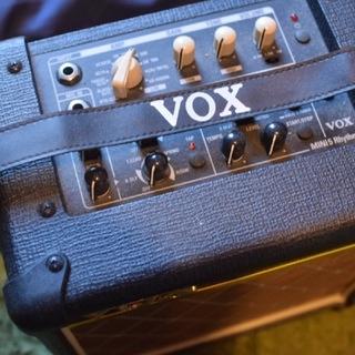 ヴォックス(VOX)のVOX MINI 5 Rhythm ギターアンプ(ギターアンプ)