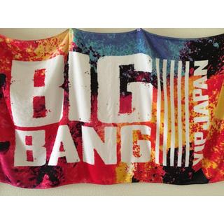 ビッグバン(BIGBANG)のBIGBANG ファンクラブ タオル(アイドルグッズ)