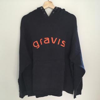 グラビス(gravis)のgravisのスウェット 古着(スウェット)