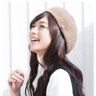 イロドリ ベレー帽(ハンチング/ベレー帽)
