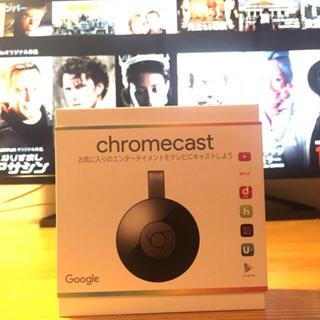 クローム(CHROME)の【りろさん専用】中古Chromecast  第2世代モデル(その他)