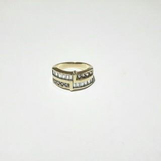 アヴァランチ(AVALANCHE)のアヴァランチ AVALANCHE 10k YG ゴールド 指輪 リング(リング(指輪))