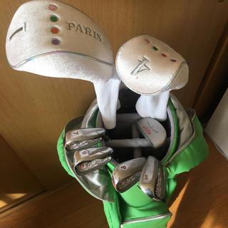 パリスゴルフ(Paris Golf)のレディースハーフセットPARIS GOLF☆(クラブ)