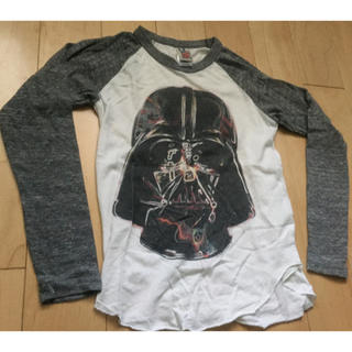ジャンクフード(JUNK FOOD)のジャンクフード ダースベイダー ロンT(Tシャツ/カットソー)