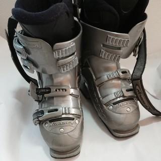 ノルディカ(NORDICA)のNORDICA T3.2W スキーブーツ 22.5 (ブーツ)