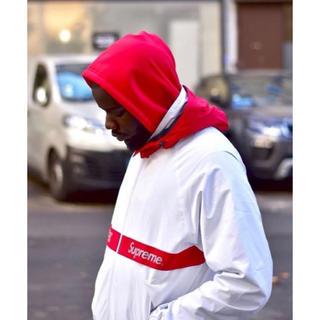 シュプリーム(Supreme)のSupreme  GORE - TEX Court jacket White  (マウンテンパーカー)