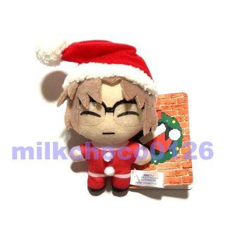 セガ(SEGA)の名探偵コナン キーチェーンマスコット クリスマス2018 沖矢昴(ぬいぐるみ)