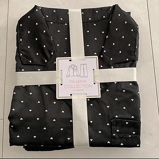 GU - GU ジーユー ハート柄 パジャマ M 新品