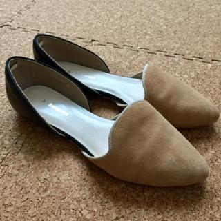 オゥバニスター(AU BANNISTER)のAU BANNISTER パンプス 37(ローファー/革靴)