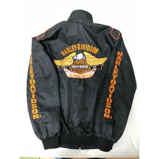 ハーレーダビッドソン(Harley Davidson)のハーレーダビッドソンナイロンジャケット(ライダースジャケット)