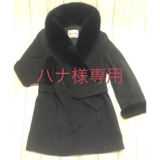 ギンザマギー(銀座マギー)のミンク&カシミヤのコート(毛皮/ファーコート)