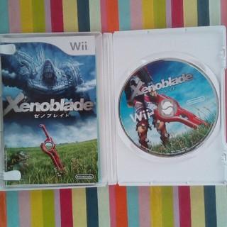 ウィー(Wii)のwii ゼノブレイド(家庭用ゲームソフト)
