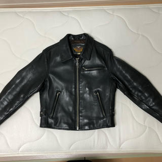 ハーレーダビッドソン(Harley Davidson)のハーレーダビッドソン純正革ジャケット(ライダースジャケット)