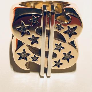 テンダーロイン(TENDERLOIN)のTENDERLOIN T-$テンダーロイン ゴールド ダイヤモンド リング(リング(指輪))