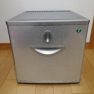 引き出し式冷蔵庫 21L CB-21SA サイレントミニ ジョージ工業(冷蔵庫)